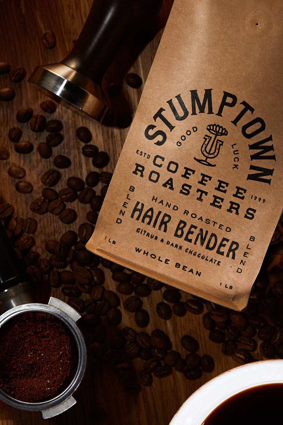 Robby Mueller Stumptown Coffee