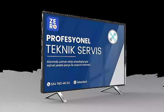 Zero Elektronik tv tamir servisi
