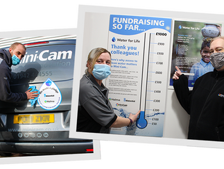 Mini-Cam's Water For Life Campaign Launches