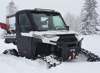 Proteus System Rises to a Snow Storm Challenge!