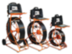 Three Sizes of SOLOPro+ Coiler 40m 60m 100m