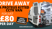 Hit the Road with Mini-Cam Van Rental