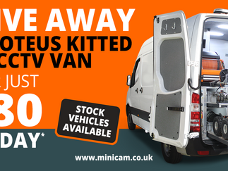 Hit the Road with Mini-Cam Van Rental