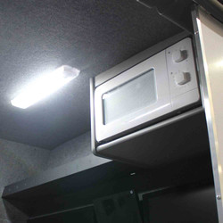 In-built Microwave Oven
