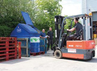 Our New Forklift Experts