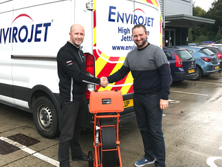 Envirojet takes delivery of new SOLOPro+