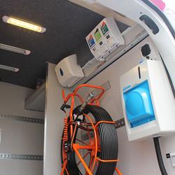 Custom Van-Fit for 5 Star Drainage