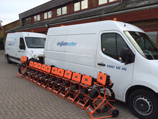 Anglian Water Upgrades with 77 SOLOPro+