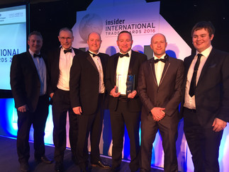 Mini-Cam Triumphs at International Trade Awards