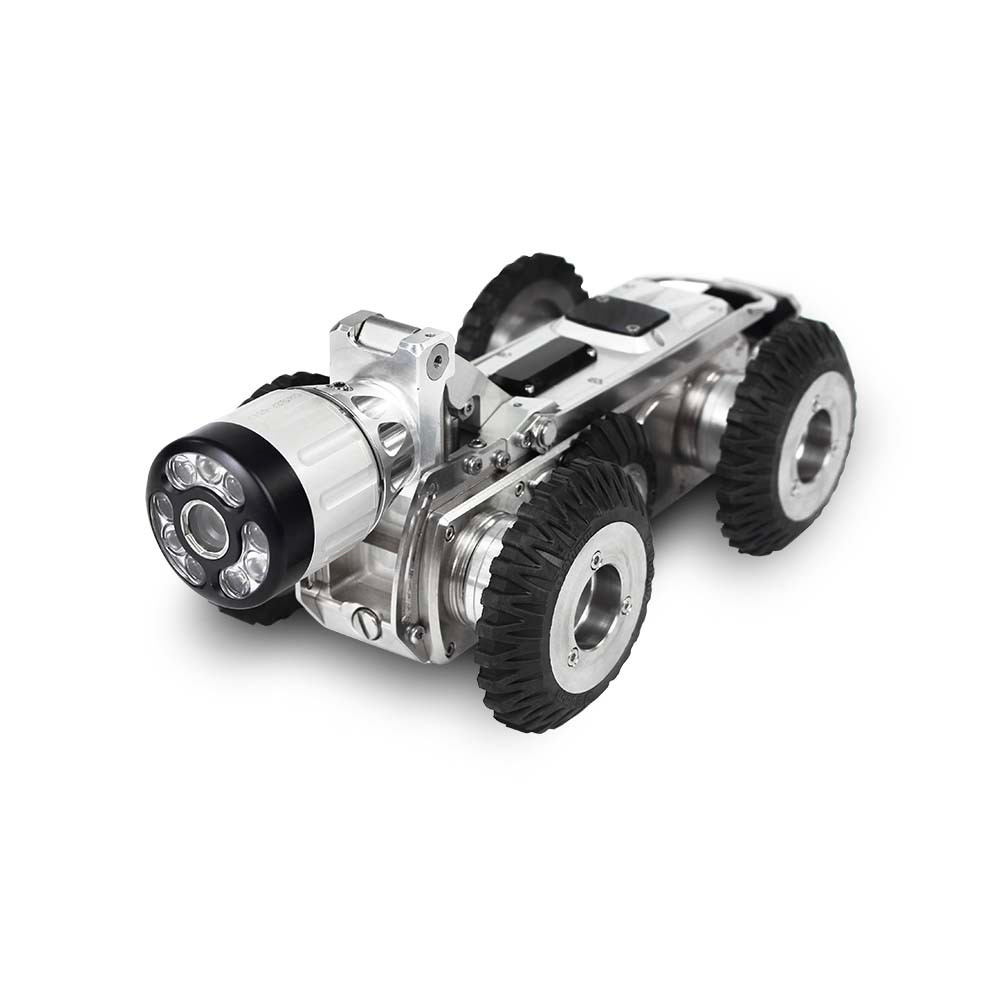 CAM027 with CRP90 and Wide Axle Wheels
