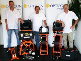 Dealer Profile #3 - Opticon Benelux
