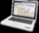 Laptop showing ProPIPE Reporting Software