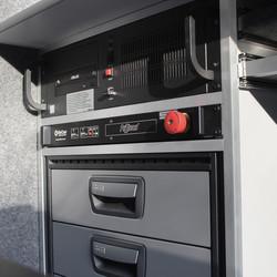 VCU500 In-built Controller