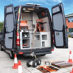 Demonstration Van