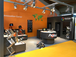 Visit us at Innovation Corner