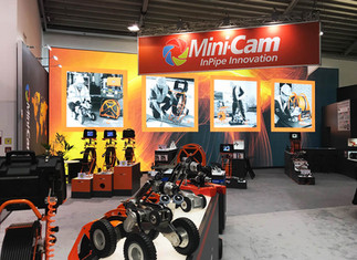 Mini-Cam Launch New Products at IFAT