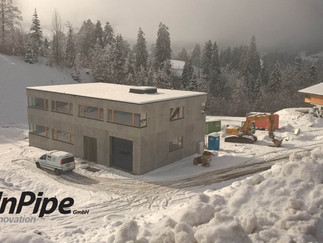 Take a Peek at our New Factory