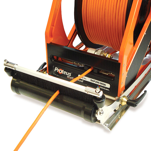 Cable Reel Guide