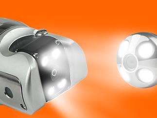 New Skilfully Miniaturised Cameras
