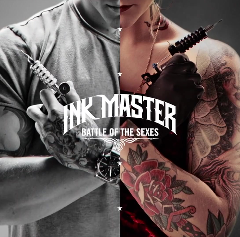 Surprise!  Tim Lease is going to be on Season 12 of Ink Master!