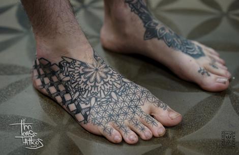 Tim Lease Tattoos