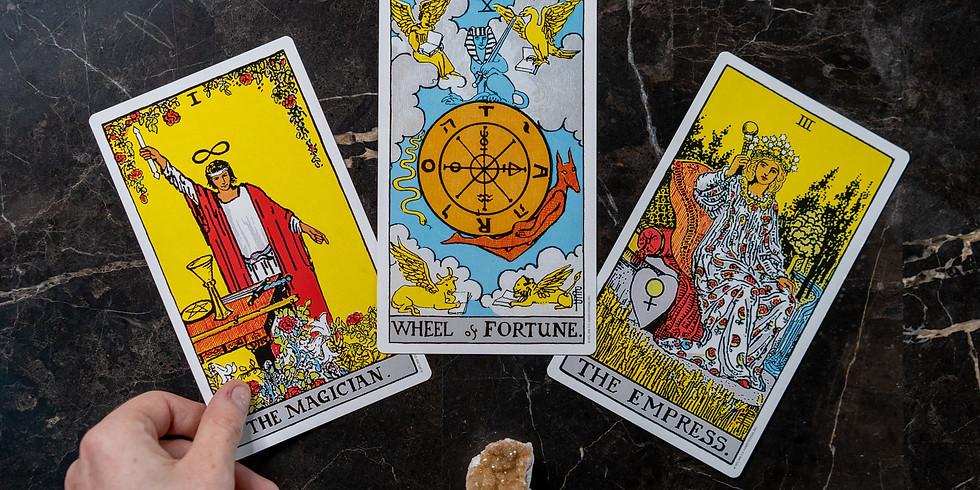 Tattoos & Tarot Cards