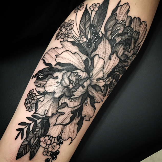 Floral<3