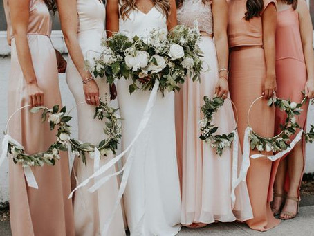 Bridal Bouquet Alternatives