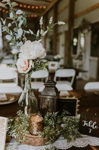 Wedding reception at Farm at Bentley Fields