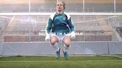 Always Infinity TV Commercial, 'Because I'm a Woman' Featuring Stephanie Labbe