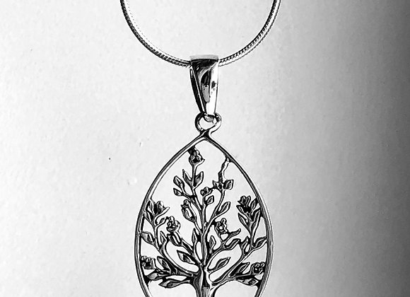 Oval Tree of Life