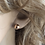 Thumbnail: Rose Gold Stud