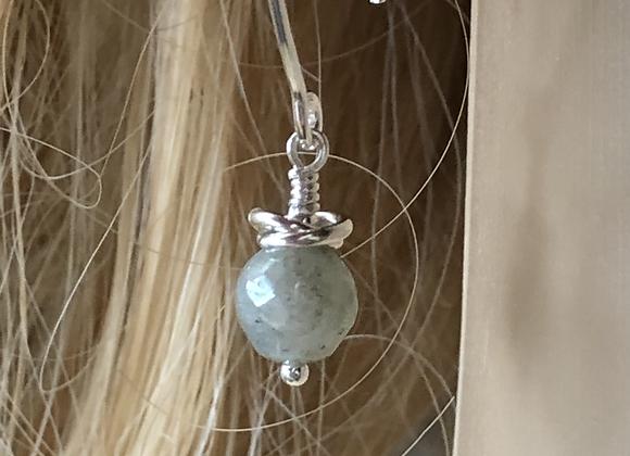Silverite Labradorite