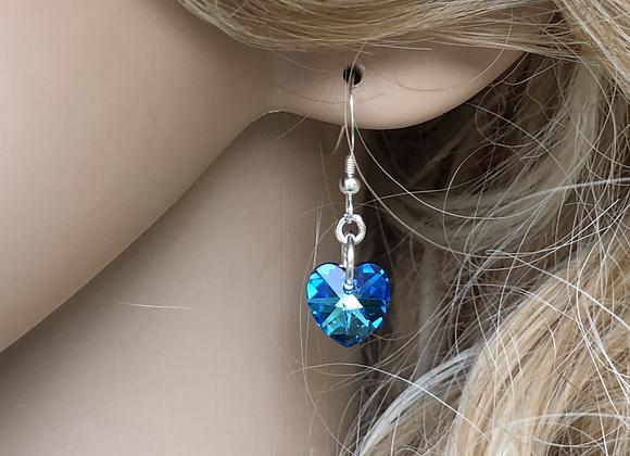 BLUE BERMUDA HEARTS