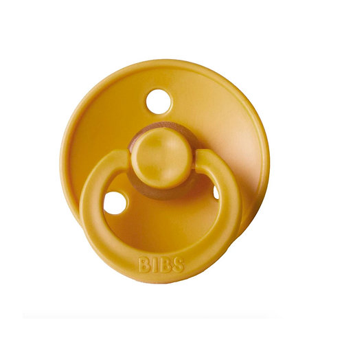 Mustard BIBS Pacifier