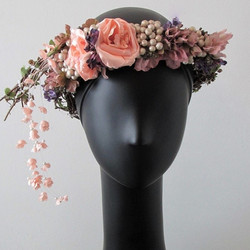 Goddess Floral Crown