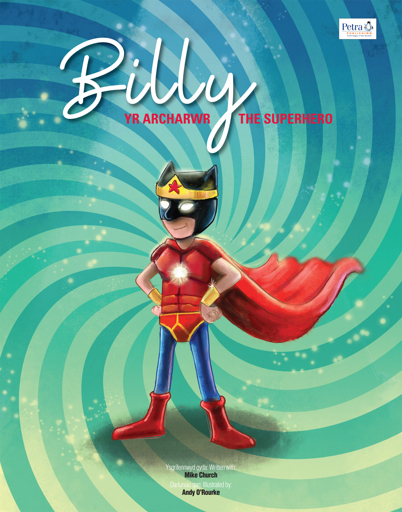 Billy the Superhero (NHS) cvr