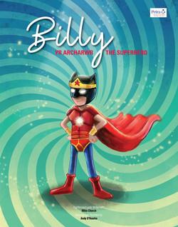 Billy the Superhero (NHS) cvr