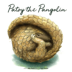 Patsy the Pangolin ACEs book