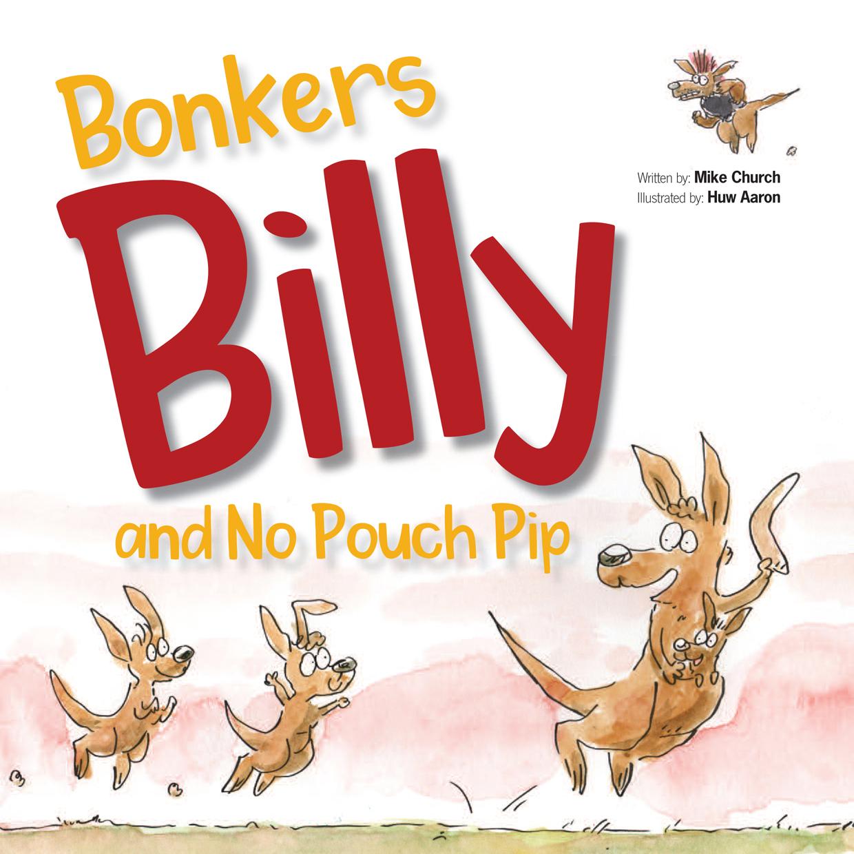 Bonkers Kangaroo Book