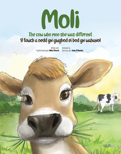 Molly the Moo Cow book