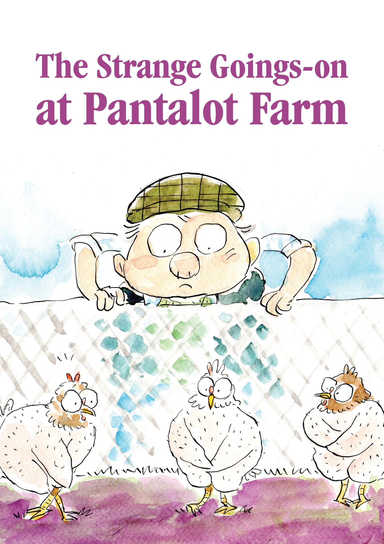 Pantalot Farm cvr
