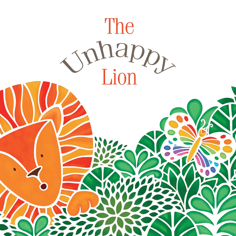 The Unhappy Lion cvr