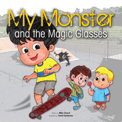 My Monster and the Magic Glasses