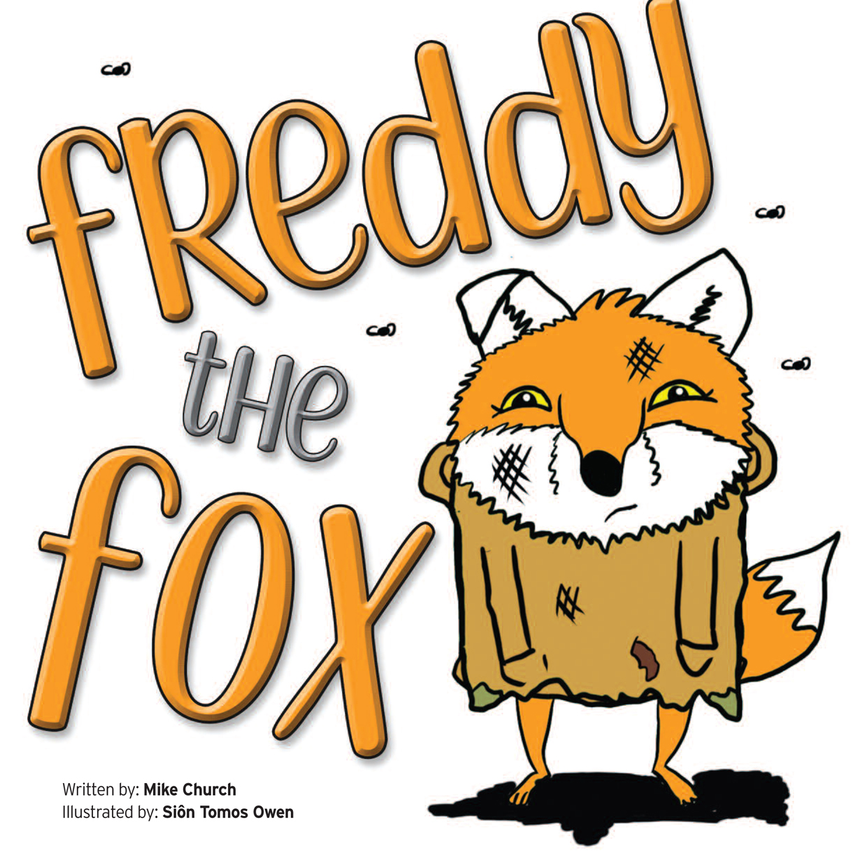 Freddy the fox ACEs book