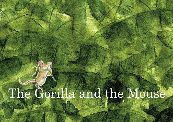 The Mouse & the Gorilla Cover.jpg