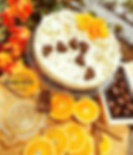 🍊 Toffee juustokakku 😊_🍊 Toffee chees