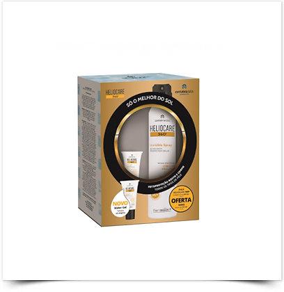 Heliocare 360 InvisIble Spray SPF 50+ c/ Oferta de Water Gel Ultraligeira SPF 50