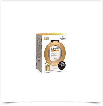 Heliocare 360° Gel Oil Free SPF 50 c/ Oferta Endocare Tensor