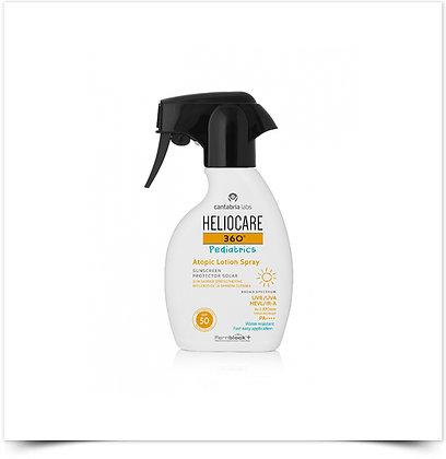 Heliocare 360 Pediatrics Atopic Loção Spray SPF 50+